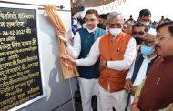 उत्तराखंड केमुख्यमंत्री त्रिवेंद्र सिंह रावत नेकिया एसएच मल्टी स्पेश्लिस्ट हाॅस्पिटल का उद्घाटन