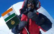 देखिये...दारमा घाटी के सपूत ने दुनिया की आठवीं सबसे ऊंची पर्वत श्रृंखला मनासलू की 8163 मीटर पर फहराया तिरंगा