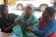 महिला से मारपीट और बलात्कार करने के प्रयास का लगाया आरोप